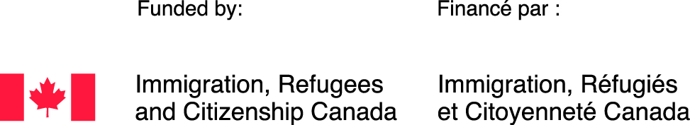 Immigration, Refugees and Citizenship Canada wordmark